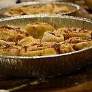 Making Cinnamon Rolls by Ashley Frechette