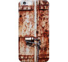 Rust Never Sleeps iPhone Case/Skin