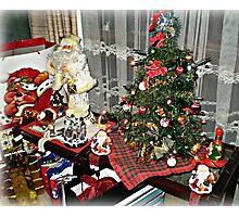 Christmas 2011 - Merry Christmas to all Photographic Print