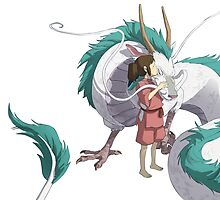 Spirited away V1 by aniplexx