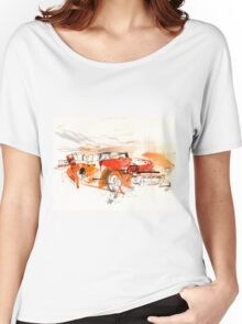 Rust In Peace Women's Relaxed Fit T-Shirt