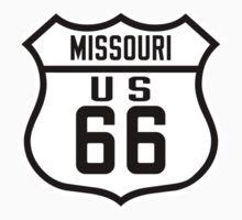Route 66, Missouri Kids Tee