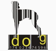 Barcode Dog Kids Clothes