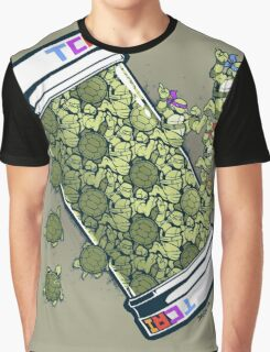 Turtle Tessellation Graphic T-Shirt