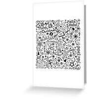 Merry Christmas - Multiple Languages Greeting Card