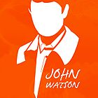 John H Watson by KitsuneDesigns