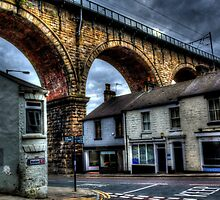 Durham Railway Viaduct by Andrew Pounder