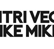 Dimitri Vegas & Like Mike  by FeatherLigure