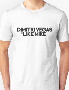 Dimitri Vegas & Like Mike  T-Shirt