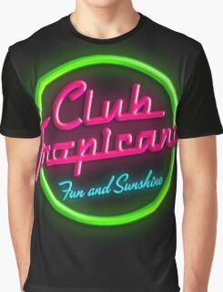 Club Tropicana Graphic T-Shirt