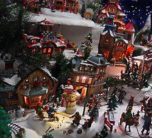 Merry Christmas by Peter Kurdulija