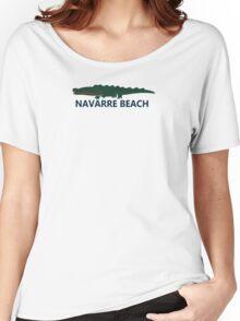 Navarre Beach - Florida. Women's Relaxed Fit T-Shirt