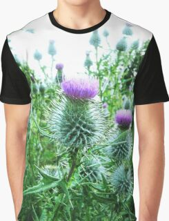 thistle's Graphic T-Shirt