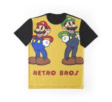 Retro Bros Graphic T-Shirt