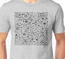 Merry Christmas - Multiple Languages Unisex T-Shirt