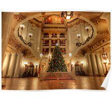 Capital Christmas Poster