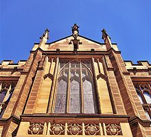 Gothic Revival Architecture. by PAPERPLAN