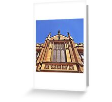 Gothic Revival Architecture. Greeting Card