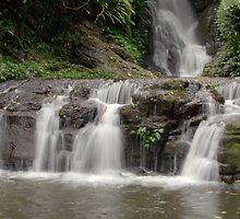 Elabana Falls 1 by Adam Le Good