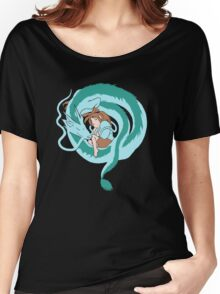 My Dragon Form Women's Relaxed Fit T-Shirt
