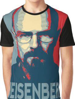 Obamized Mr Heisenberg (Red) Graphic T-Shirt