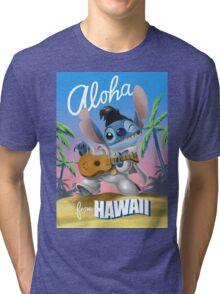 Aloha from Hawaii Tri-blend T-Shirt
