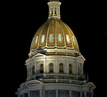 Colorado State Capital by Rick Louie