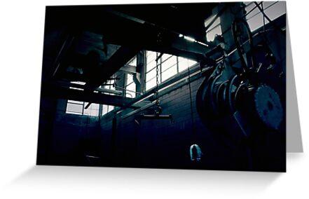 TCM #3 - Slaughterhouse by Trish Mistric