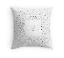Eptic Logo Monster Throw Pillow