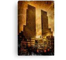 Apocalyptic Visions Canvas Print