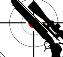 sniper Sticker