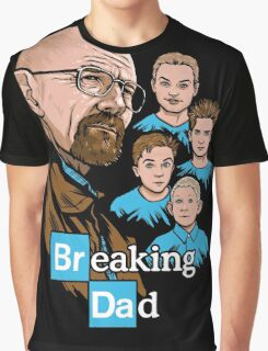 Breaking Dad Graphic T-Shirt