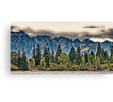 Lake Wakatipu, Queenstown I Canvas Print