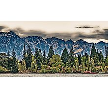 Lake Wakatipu, Queenstown I Photographic Print