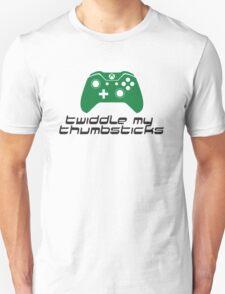 Twiddle My Thumbsticks T-Shirt