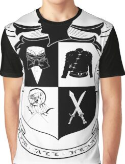 Armitage Army CoA  Graphic T-Shirt