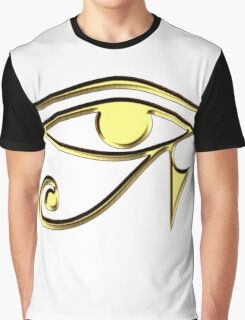 EYE of Horus, Protection & Wisdom Graphic T-Shirt