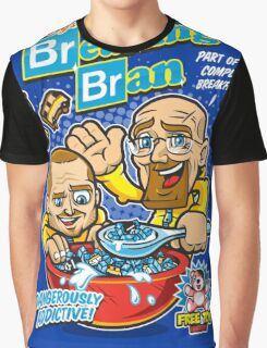 Breaking Bran Graphic T-Shirt