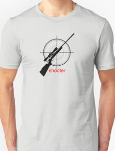 Shooter - sniper Unisex T-Shirt