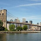 Brooklyn Bridge by Ken Griffith