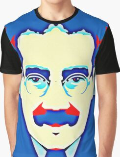 Groucho Marx Graphic T-Shirt