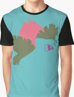 002 Ivysaur Graphic T-Shirt