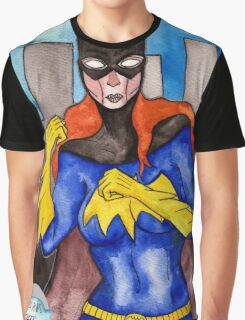 Gotham Babe #3 Graphic T-Shirt