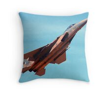 Up we go! Throw Pillow