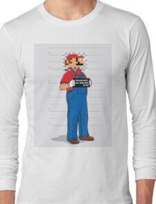 Super Wario Long Sleeve T-Shirt