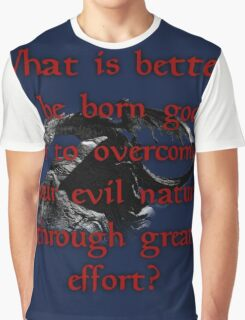 Paarthurnax Wisdom Graphic T-Shirt