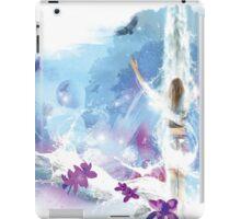 The Waterfall Key Image iPad Case/Skin