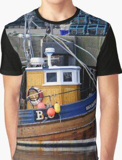 Gone Fishing Graphic T-Shirt