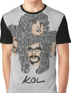 Kings of Leon Graphic T-Shirt