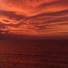 Stunning Sky In The Cristmas Week - Cielo Hermoso En La Semana De Navidad by Bernhard Matejka